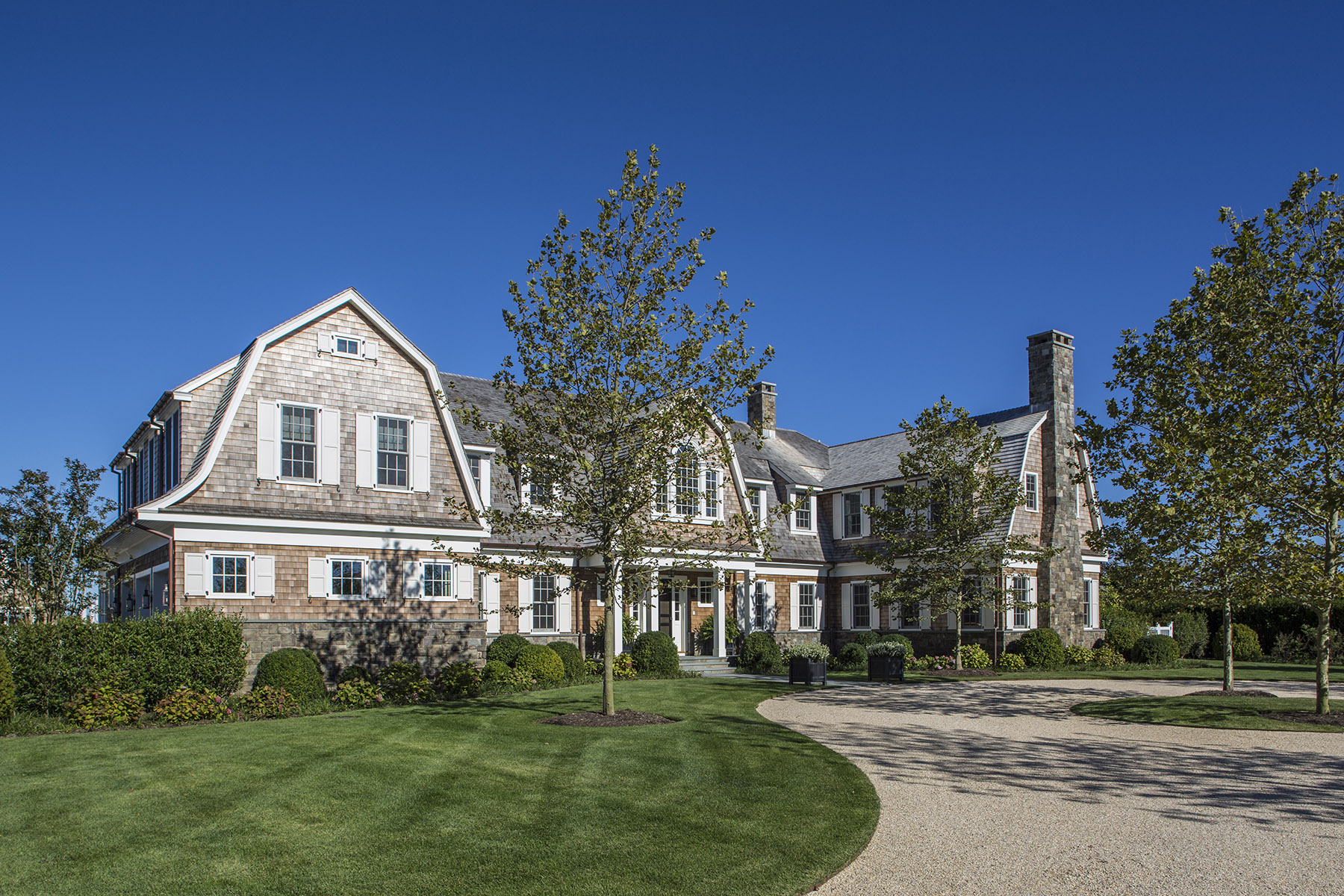Hamptons Gambrel