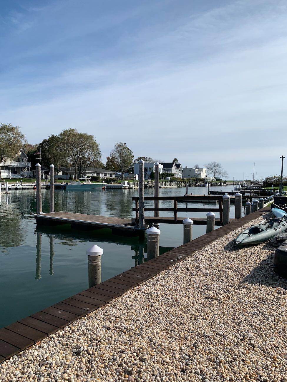 Hampton Bays House on the Canal
